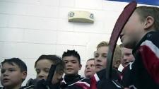 Pee-wee hockey team wins bid to play in Ottawa