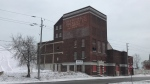 Riverside Brewing Company at 10000 block of Riverside Drive is recommended for demoliton by Windsor's Heritage Committee, Dec. 11, 2017 (Rich Garton / CTV Windsor)