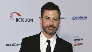 Jimmy Kimmel attends the 30th annual Scleroderma Foundation Benefit at the Beverly Wilshire hotel in Beverly Hills, Calif. on June 16, 2017. (Chris Pizzello/Invision)
