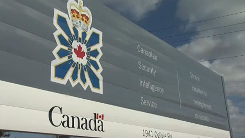 A second man from Calgary has been arrested on terrorism-related charges. (File photo)