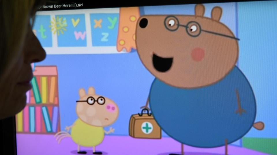 Dr. Brown Bear