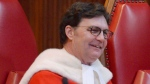 Justice Richard Wagner is shown at the Supreme Court in Ottawa on Tuesday Feb.10, 2015. Prime Minister Justin Trudeau has appointed Quebec-born Justice Richard Wagner to be the next chief justice of the Supreme Court of Canada. THE CANADIAN PRESS/Adrian Wyld