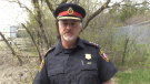 Espanola Police Chief Steven Edwards