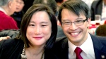 MP-elect Jean Yip speaks on late husband Arnold Ch