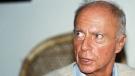 Writer and Nobel laureate Claude Simon. (Jean-Pierre Muller/AFP)
