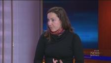 Joy Ross-Jones of Artista on an upcoming program a