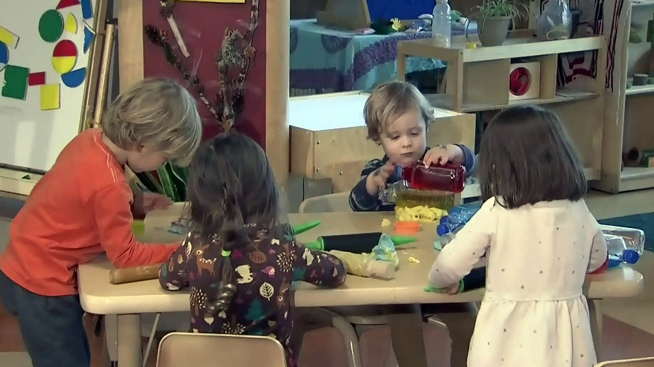 Childcare costs rising faster than inflation