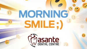 Morning Smile by Asante