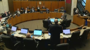 The budget was passed Tuesday afternoon with an 11 to 5 vote.