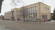 Yorkton City Hall is shown in this file photo