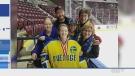 Rachelle Graham world class ringette goalie