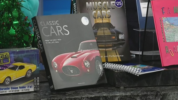 Gift ideas for that special gearhead
