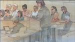 Dellen Millard, Babcock trial