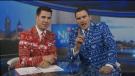 The Suit Showdown: Christmas vs. Hanukkah