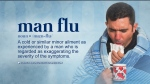 Is the man flu real?