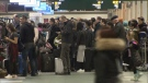 Getting on a flight can be stressful any time of the year, but it's especially chaotic in the last two weeks of December.