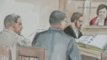 Evidence ruled admissible in letter bomber case