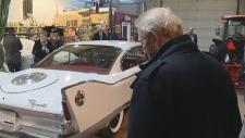 Car reveal