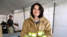 "Liane Tessier is shown in a handout photo. Tessier, a former firefighter, says her 12-year battle against ""systemic"" gender discrimination has ended with a settlement that will see a public apology issued by the city of Halifax during a news conference on Monday. (THE CANADIAN PRESS/HO-Courtesy of Liane Tessier)"