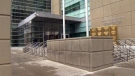 Lawyers for the team, Wideman and Henderson were in court in Calgary on Tuesday, December 12, 2017. (File: Calgary Courts Centre)