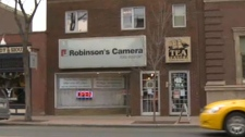 Robinson's Camera in Inglewood will close down at the end of day on December 30.