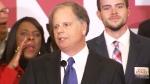 Doug Jones wins Alabama election
