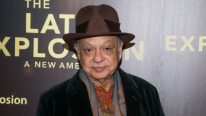 "In this Nov. 10, 2015 file photo, Cheech Marin attends the premiere of the HBO documentary, ""The Latin Explosion: A New America"", in New York. (Photo by Ben Hider/Invision/AP, File)"