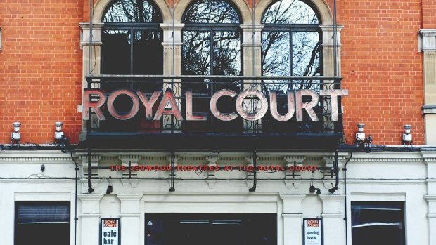 London's Royal Court Theatre (Dasha Stokoz / flickr / CC BY 2.0)