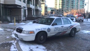 Baby stabbed in Toronto