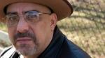 In this Feb. 3, 2007, file photo, Pat DiNizio of Smithereens poses for a photograph in New York. DiNizio, lead singer and songwriter of the New Jersey rock band died at age 62. The band announced on Facebook that DiNizio died Tuesday, Dec. 12, 2017. (AP Photo/Jim Cooper)