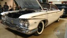 Plymouth Fury restoration