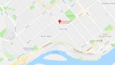 An 11-year-old girl was hit by a vehicle at 7th Avenue and 12th Street Thursday, Dec. 7, 2017. (Google Maps)