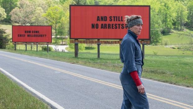 North Carolina promotes 'Three Billboards' film locations to tourists