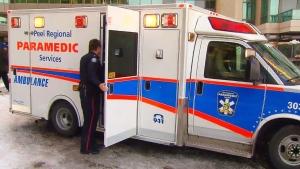 Toronto stabbing