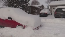 CTV London: Digging out