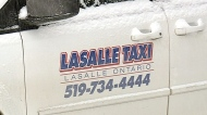 CTV Windsor: LaSalle taxi service gone