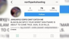 Instagram threat against school leads to arrest