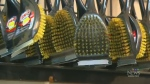 Safety concerns over BBQ brush bristles