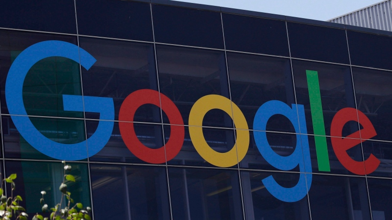 The Google logo is seen at the company's headquarters in Mountain View, Calif. on Tuesday, July 19, 2016. (AP/Marcio Jose Sanchez)