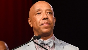 In this July 18, 2015 file photo, Russell Simmons speaks appears at the RUSH Philanthropic Arts Foundation's Art for Life Benefit in Water Mill, N.Y. (Scott Roth / Invision / AP)