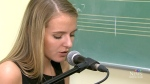 Victoria cancer survivor pens touching song