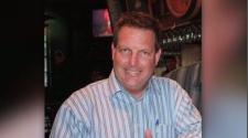 Accused bank robber Steve Vogelsang
