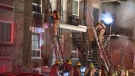 five-alarm fire