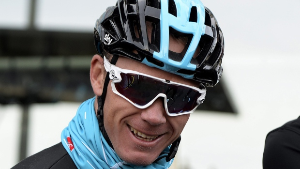 Chris Froome admits drug test is 'damaging' but hopes to clear name
