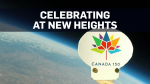 Out-of-this-world Canada 150 celebration