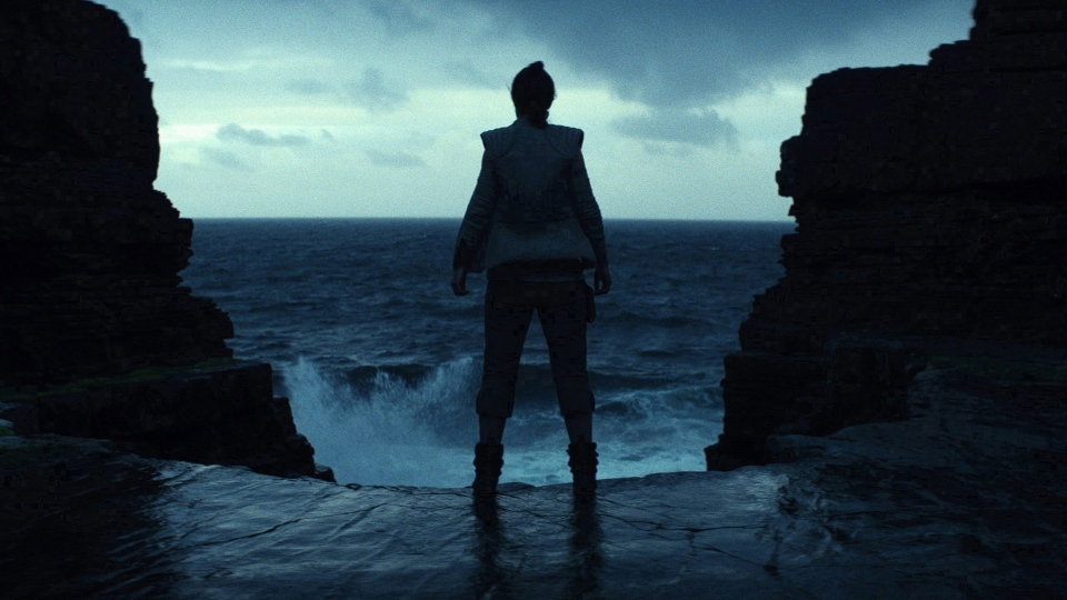 "This image released by Lucasfilm shows a scene from the upcoming ""Star Wars: The Last Jedi,"" expected in theaters in December. Cineplex is giving Star Wars fans a surprise twist at the box-office by charging an extra dollar for assigned seating at some showings. THE CANADIAN PRESS/AP-Industrial Light & Magic/Lucasfilm via AP"