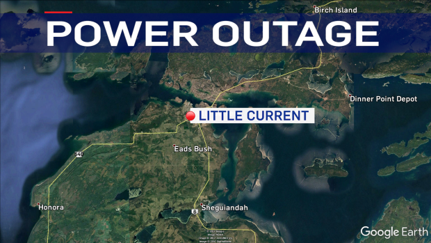 Red Deer Dump >> Manitoulin Island hit with power outage | CTV News Northern Ontario