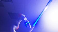 CTV News Channel: Engineered Jedi warrior