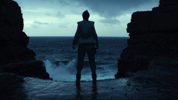 "This image released by Lucasfilm shows a scene from ""Star Wars: The Last Jedi."" THE CANADIAN PRESS/AP-Industrial Light & Magic/Lucasfilm via AP"
