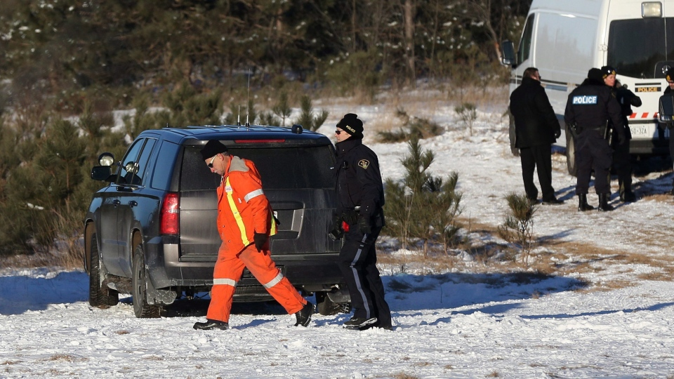 Hydro One helicopter crash in Ontario kills four people